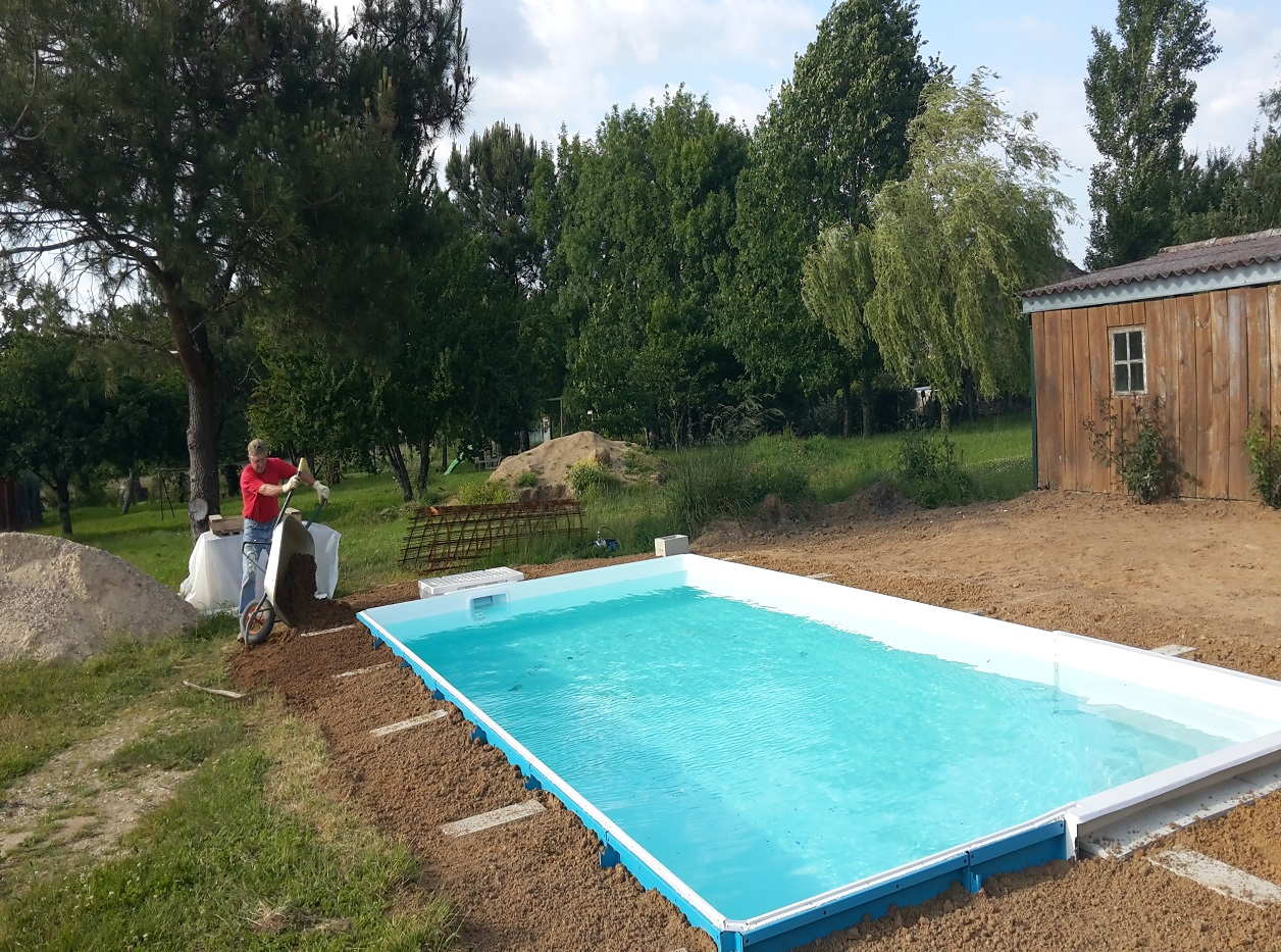 Construction Piscine 4